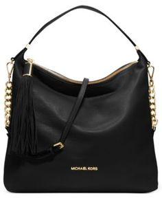 Michaelkorshandbags Com Michael Kors Handbag Weston Large Shoulder Bag Handbags Accessories Macy S Bags Outlet
