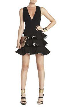 Katia Ruffled Sleeveless Dress - secretly obsessed with this dress