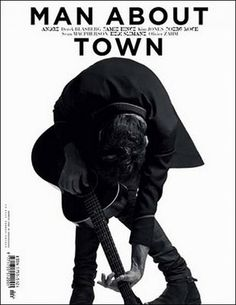 Man About Town Magazine June 2012