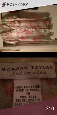 Morgan Taylor Intimates Sleep or Lounge wear Morgan Taylor Intimates & Sleepwear