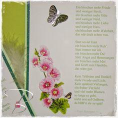 Billes Bastelblog - Bastel dir Lebensfreude!: Ein bisschen mehr Friede ...