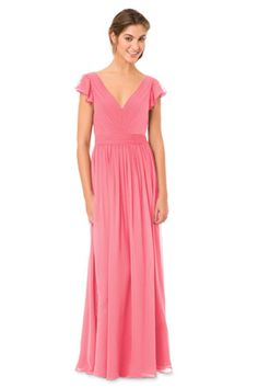 Bari Jay Bridesmaids - one option for a brighter pink
