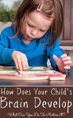 How Does Your Child's Brain Develop And What Can You Do To Nurture It?: Various aspects and perspectives have been explored about child brain development here and to help you in nurturing your kid in the best way you can. Some facts that you do not know about your baby's brain development are.