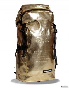 70e8a2eb9e78 Sprayground Gold Brick Backpack Handbag Accessories