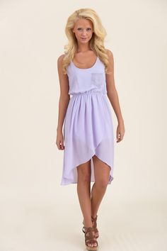 Watch Me Walk Away Dress-Lavender