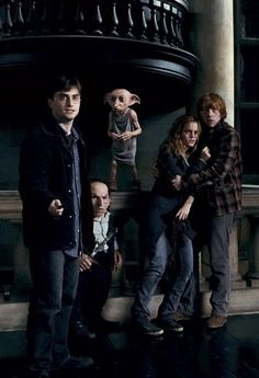 Harry Potter and the Deathly Hallows: Part 1(2010)