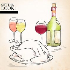 Discover the perfect wines for turkeys and Christmas lunch in our handy guide.