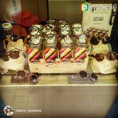 1955 Italia vintage sunglasses , handmade in Italy . Σε αποκλειστική διάθεση  απο την Nature Eyeware . Info@nature-eyeware.gr