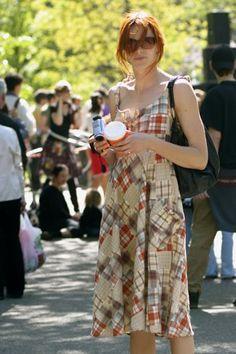On The Street…..Summer Dress #1, NYC « The Sartorialist