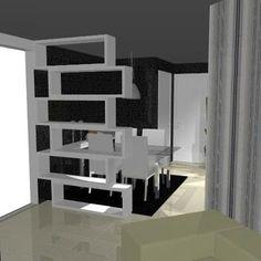Então voltei mais uma vez pra falar da designer Isabel Hock , mostrei a casa dela aqui  e aqui  e hoje venho mostrar a casa de um cliente d...