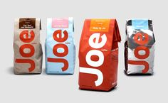 Joe Coffee - Square One Design