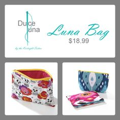Please LIKE us on Facebook For more information and orders contact Nicole at: dulcelunateam@gmail.com Xoxo, DL Team
