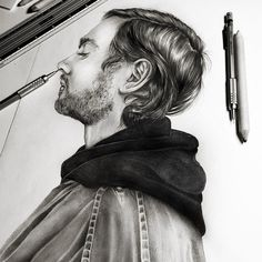 Beautiful Pencil Drawings by Victor Jönsson