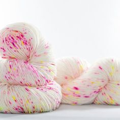 Shop Update - Totally Rad - In my Superfine Fingering Yarn - 100% Superfine Superwash Merino