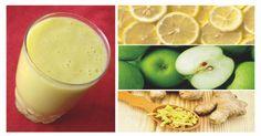 Sólo un Vaso de Esta Bebida Eliminará Todas Las Toxinas de Tu Cuerpo. – Super Remedios
