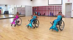 A new dance class in Benbrook specializes in wheelchair dance teams.
