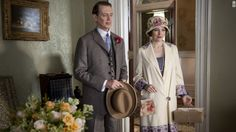 Steve Buscemi and Kelly Macdonald in Boardwalk Empire Terence Winter, Nucky Thompson, Empire Season 3, Kelly Macdonald, Steve Buscemi, Good Old Times, Boardwalk Empire, The Great Gatsby, Costume Shop