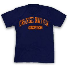 Youth Syracuse Orange tshirt Orange nation represent shirt college basketball shirts -Small Orange Charm City Tees,http://www.amazon.com/dp/B00I0ZV2I6/ref=cm_sw_r_pi_dp_WElitb1C4CVMQS2S