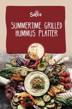 Bursting with the flavours of summer, this platter can be enjoyed al fresco all season long. Try it as is, or use the ingredients for make-your-own salad bowls or tacos. For a fully plant-forward, vegan version, simply omit the steak. All Vegetables, Grilled Vegetables, Hummus Platter, Yellow Zucchini, How To Cut Avocado, Rare Steak, Guacamole Dip, Marinated Flank Steak