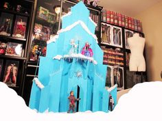 Building Elsa's Ice Castle/ Disney Frozen Send me mail! Chad Alan P.O. Box 7203 Fishers IN 46038 FACEBOOK: https://www.facebook.com/pages/Chad-Alan/197210503...