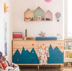 35 Easy And Simple IKEA Tarva Dresser Hacks