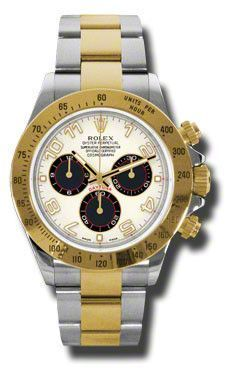 Rolex - Daytona Steel and Gold #116523IBKA