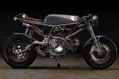 Ducati SportClassic Motorcycle by Revival