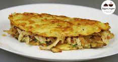 Классный рецепт - Драники с курицей - рецепт просто сногсшибательный! Это необыкновенно вкусно! И просто! И красиво! Ресторан отдыхает! Приготовьте это блюдо - все родные и друзья будут в восторге, а вы почувствуете себя супер-кулинаром! https://www.youtube.com/watch?v=4TOGqxfF7WU