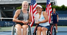 US Open 2014: Britain's Jordanne Whiley completes wheelchair Grand Slam in New York