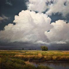 "... Renato Muccillo - ""Vallery Thunderhead"" (2013)   by Mia Feigelson Gallery"