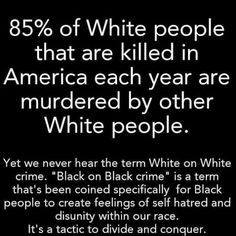 Next Time they change the subject to Black on Black Crime!
