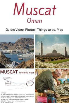 Your complete guide to Muscat Oman - Video, Map, Things to do and places to see - it covers architecture (Grand Mosque, Opera...), Nature, Museums and more traditional activities... Video, Photos and info at: http://www.zigzagonearth.com/things-to-do-musc
