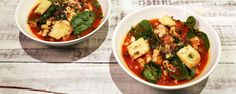 Hearty Kale and White Bean Soup Recipe | The Chew - ABC.com