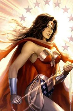 #WonderWoman #DC #comics