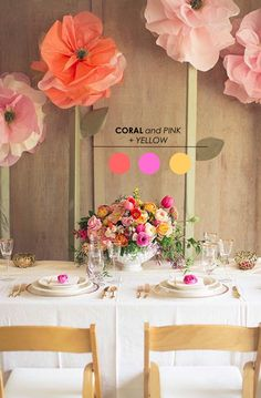 15 Wedding Color Palettes to Inspire Your Style http://www.theperfectpalette.com/2014/10/15-wedding-color-palettes-to-inspire.html