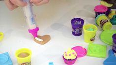 La nuova magica pasticceria di #PlayDoh alla prova cupcake
