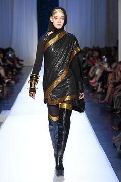 #JeanPaulGaultier #fashion #Koshchenets Jean Paul Gaultier   Haute Couture - Autumn 2017   Look 29