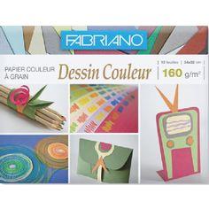 FABRIANO® Tekenpapier pastelkleuren