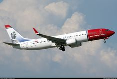 EI-FVI Norwegian Air International Boeing 737-8JP(WL)