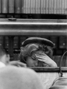 André Kertész, New York City, 1962