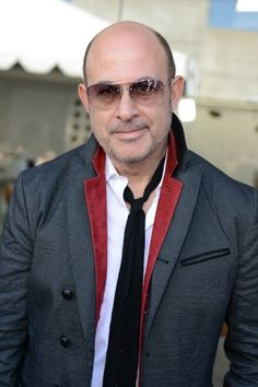 Designer John Varvatos wearing John Varvatos Eyewear at the 10th Annual Stuart House Benefit presented by Chrysler at John Varvatos Los Angeles on March 10, 2013 in Los Angeles, California  #johnvarvatos #designer #fashion