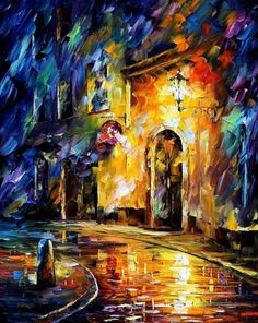 www.etsy.com/shop/AfremovArtStudio #leonidafremov #art #paintings #fineart #gifts #popular #colorful