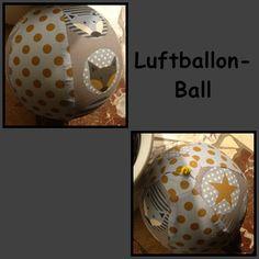 -kunterbunt- Britta´s Mix: Luftballon-Ball