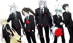 Sousei no Onmyouji Anime Life, All Anime, Me Me Me Anime, Manga Anime, Anime Stuff, Rokuro And Benio, Super Manga, Twin Star Exorcist, Spiritual Warrior