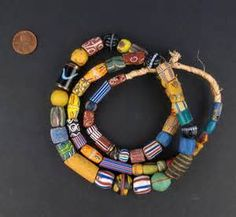 African Trade Beads - Yahoo Image Search Results