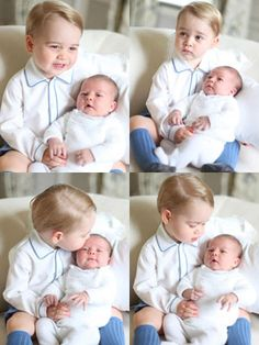 Too cute! First pictures of Princess Charlotte have been revealed Princess Charlotte #PrincessCharlotte
