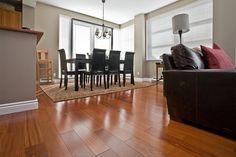 Sustainable Flooring: Bamboo, Cork, Linoleum - Time to Build