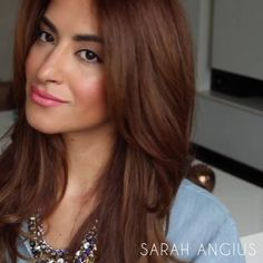 Blog about the latest trends in Hair - Beauty - Lifestyle. Get the look you desire with my tutorials! Welcome to the world of Sarah Angius.
