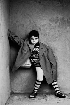 """Honorable Mention - """"My father's coat"""" by Felicia Simion, Romania   PORTRAIT CATEGORY"""
