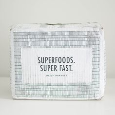 Daily Harvest Smoothie Sub Box